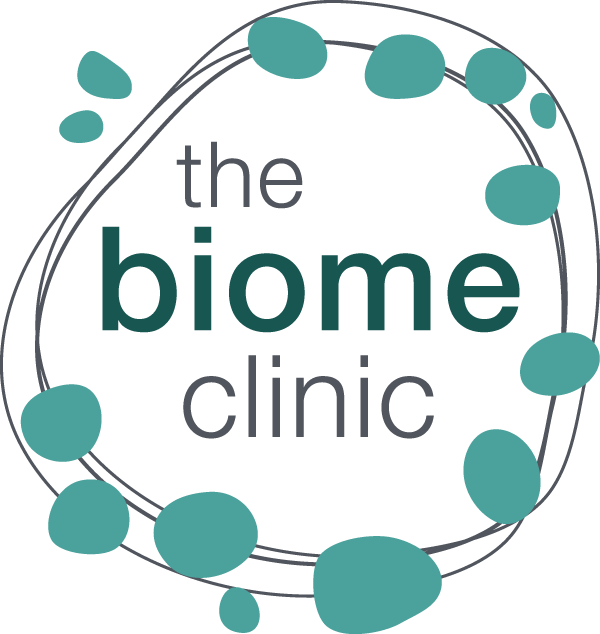 the biome clinic logo